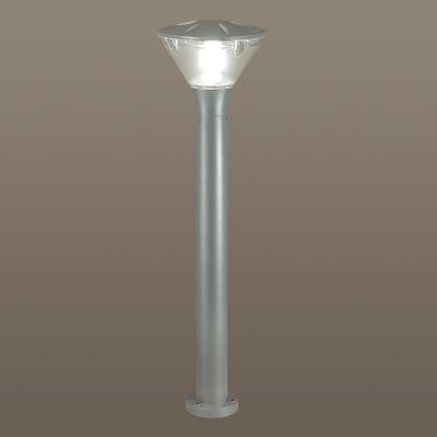 Odeon Light 4046/1F Уличный светильник 80 см Цвет: матовый серый