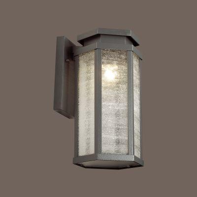 Odeon Light 4048/1W Уличный настеный светильник Цвет: темно-серый/белый