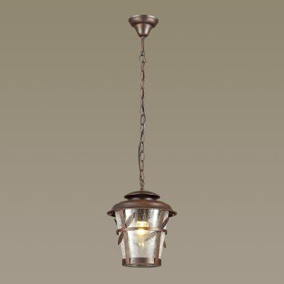 Odeon Light 4052/1 Уличный светильник-подвес Цвет: коричневый