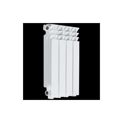 Радиатор отопления Razmorini 500x80 мм алюминиевый, 4 секций