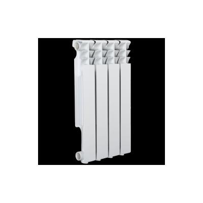 Радиатор отопления Tropic 500x100 мм алюминиевый, 4 секций