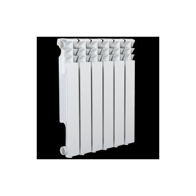 Радиатор отопления Tropic 500x80 мм алюминиевый, 6 секций