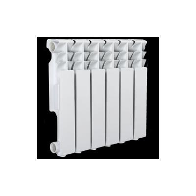 Радиатор отопления Tropic 350x80 мм алюминиевый, 6 секций