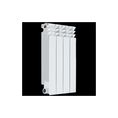Радиатор отопления Razmorini 500x80 мм биметаллический, 4 секций