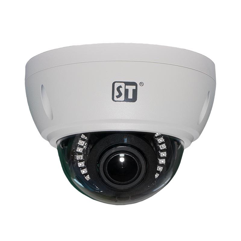 ST-172 IP HOME POE H.265 (2,8-12mm)  2 Мпикс уличная сферическая IP-камера