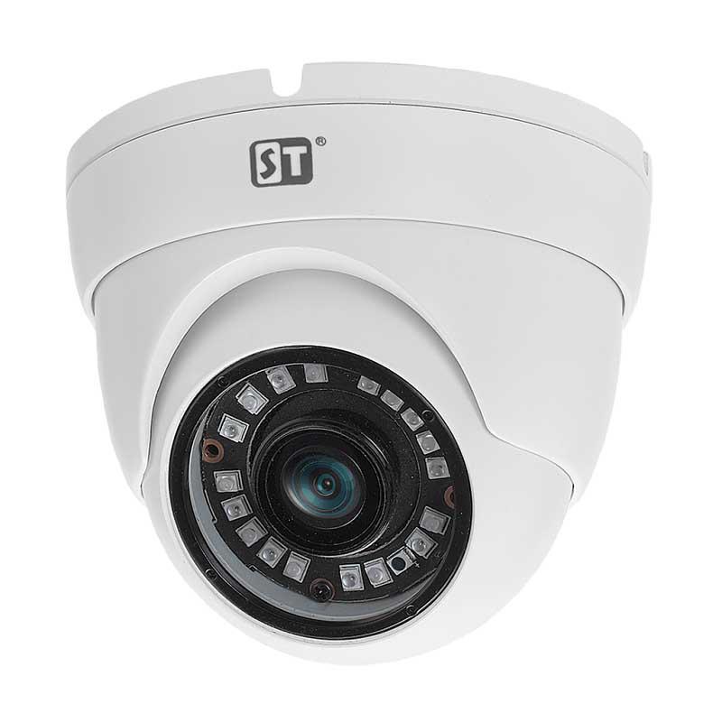 ST-2203 (3,6mm) 2 Мпикс уличная  сферическая AHD-камера
