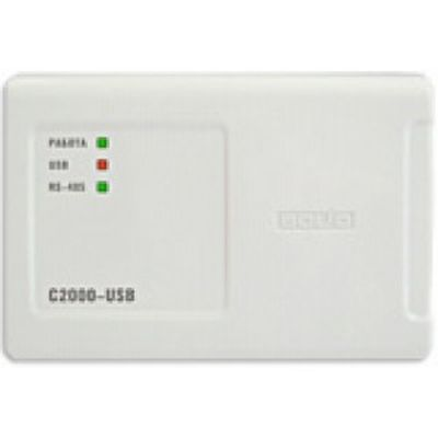 С2000-USB Преобразователь интерфейсов USB/RS-485  Болид