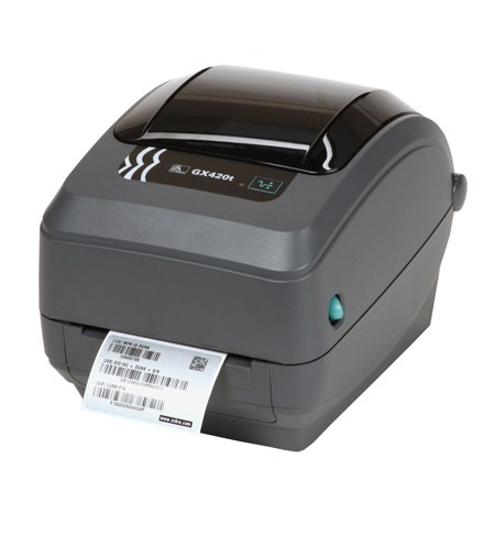 Zebra TT Printer GX420t (GX42-102520-000) принтер этикеток