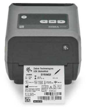 Zebra DT Printer ZD420 (ZD42042-D0EE00EZ) принтер этикеток